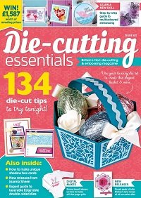 Die-cutting Essentials №63 2020