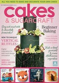 Cakes & Sugarcraft - October/November 2018