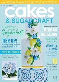 Cakes & Sugarcraft - August/September 2019
