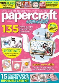 Papercraft Essentials №186 2020