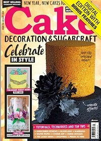 Cake Decoration & Sugarcraft - January 2020