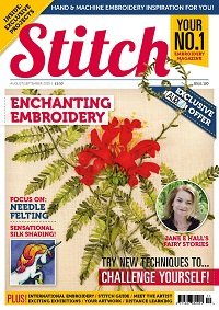 Stitch Magazine №120 2019