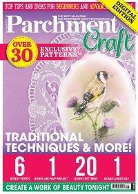 Parchment Craft - August 2019