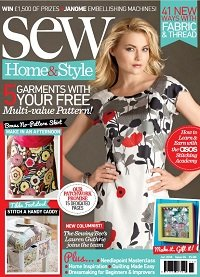 Sew Home & Style №55 2014
