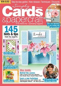 Simply Cards & Papercraft №206 2020