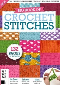 Big Book of Crochet Stitches - First Edition (2020)