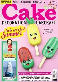 Cake Decoration & Sugarcraft - August 2020