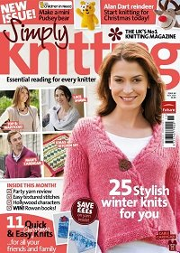 Simply Knitting №60 2009