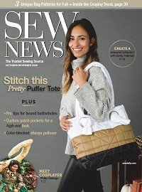 Sew News - October/November 2020