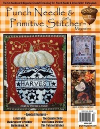 Punch Needle & Primitive Stitcher - Fall 2020