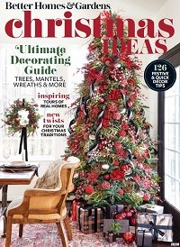 Better Homes and Gardens - Christmas Ideas 2020