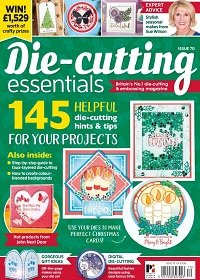 Die-cutting Essentials №70 2020