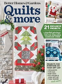Quilts and More - Winter 2021