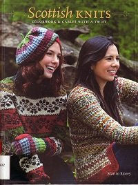 Scottish Knits: Colorwork & Cables with a Twist