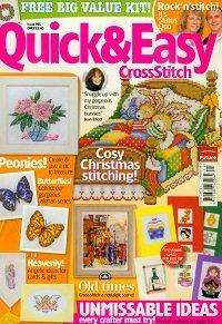 Quick & Easy CrossStitch №145 2006