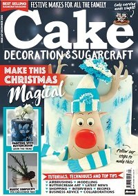 Cake Decoration & Sugarcraft - December 2020