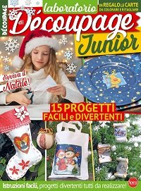 Laboratorio di Decoupage Junior №3 2020