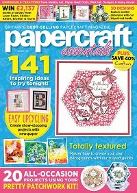 Papercraft Essentials - February 2021