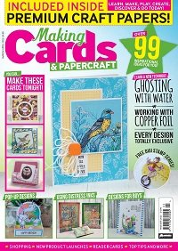 Making Cards & Papercraft - March/April 2021