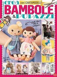 I Love Cucito Speciale №8 2021 Crea Bambole & Pupazzi