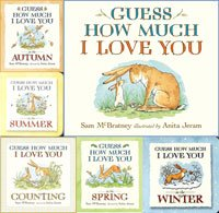 Guess How Much I Love You (серия книг)