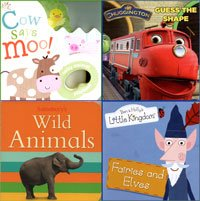Collection of little books for kids