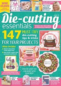 Die-cutting Essentials №79 2021