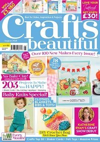 Crafts Beautiful - August 2021