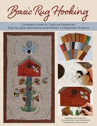 Basic Rug Hooking: Complete guide to tools and materials
